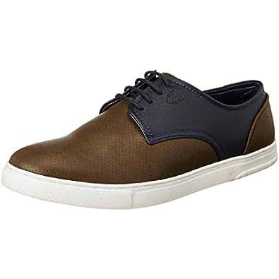 Numero Uno TMSELD4 Slip On Sneakers For Men (Olive::Navy)