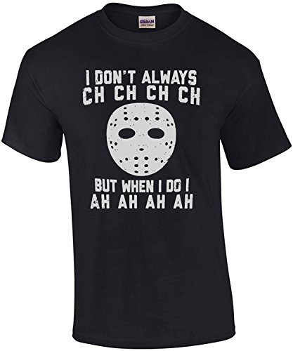 I don't always ch ch ch ch but when I do - 13th T-shirt Tee Shopping Results