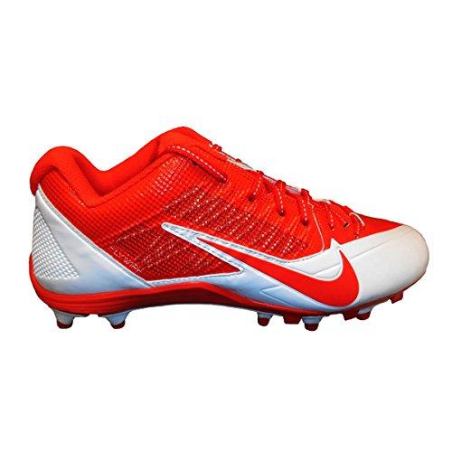Nike Alpha Speed Football Cleats In Orange - 1
