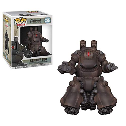 Fallout - Pop Sentry BOT 6