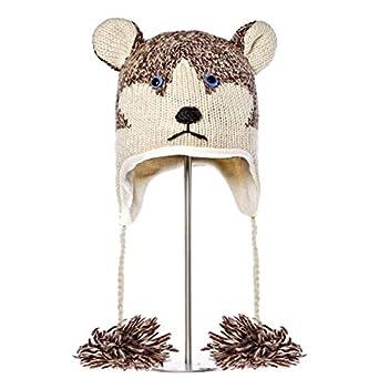 Amazon.com  Knit Wits Kids Winter Hat  9df25ec1347