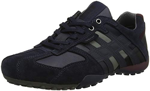Geox Serpent Homme Herren Sneaker K Blau (marine C4064)