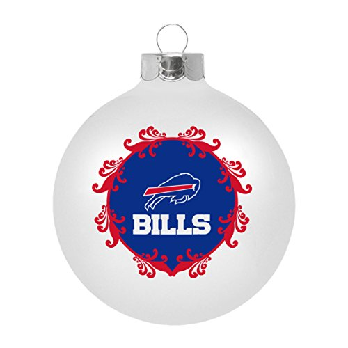 NFL Buffalo Bills Large Ball Ornament