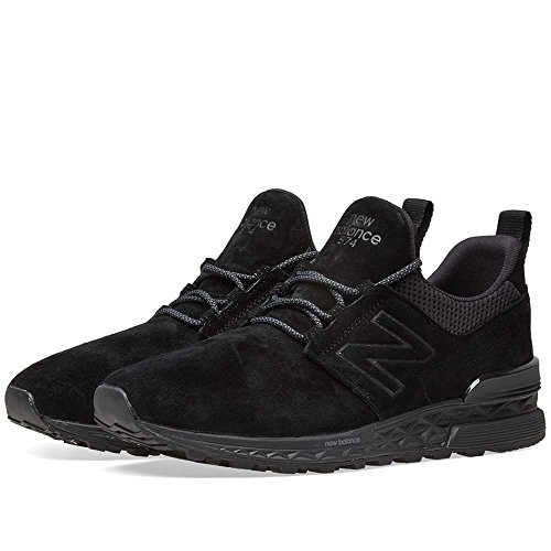 New Balance Low-Top Uomo Nero