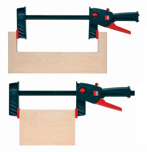 Bessey DUO45-8 18-Inch DuoKlamp One Hand Clamp//Spreader