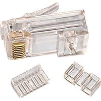 IDEAL INDUSTRIES 85-366 / CAT 6 Modular Plug RJ45 25PC