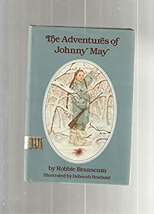 book cover of The Adventures of Johnny May