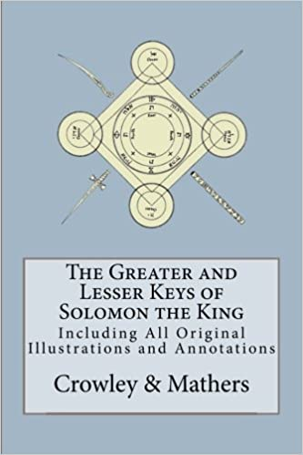 Amazon The Greater And Lesser Keys Of Solomon The King