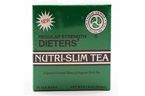 Dieters Nutri-Slim Tea (Extra Strength) - 1.3oz