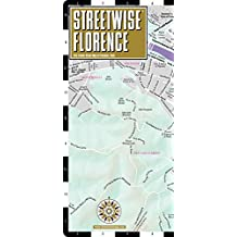 Streetwise Florence Map