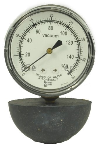 Vacuum Cleaner Suction Gauge, Water Lift Gauge from Generic