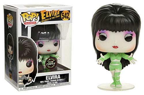 - Elvira Mummy Glow in the Dark Exclusive Chase Edition