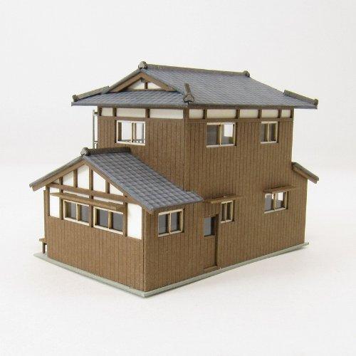 1/150 diorama series Minka C MP03-85 (Paper Craft) (japan import)