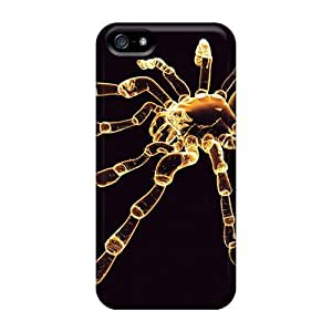 AnnetteL JlaMlek216tbbfB Case Cover Iphone 5/5s Protective Case Spider