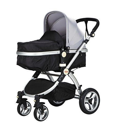 Antique Perego Pram - 3