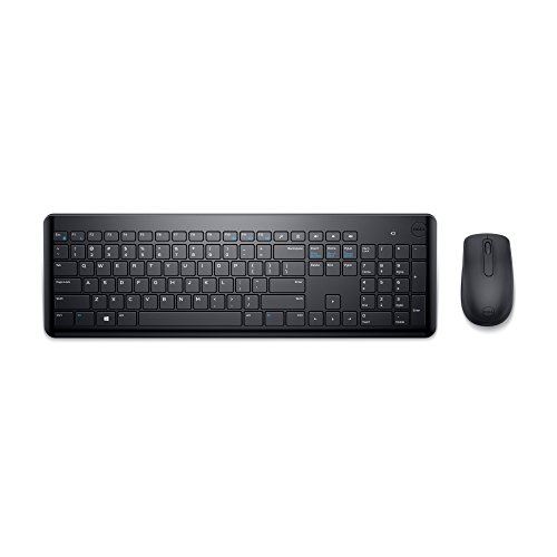 Dell KM117 Wireless Keyboard & Mouse