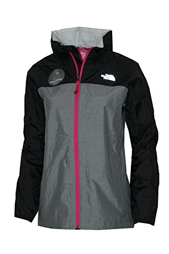 THE NORTH FACE Youth Girl's Tech Resolve Reflective Jacket TNF Medium Grey Heather (M 10-12)