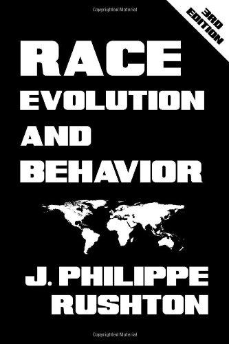 Download Race, Evolution and Behavior PDF