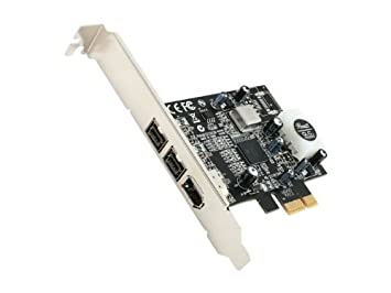 Rosewill PCI-Express 1394b Card 3 Ports RC-506E