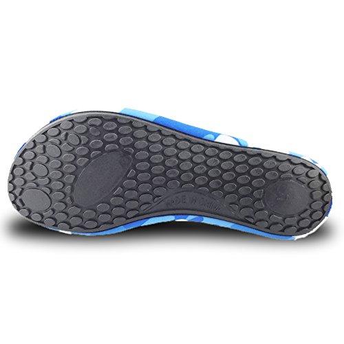 Kids Water 01blue SENFI Beach Camp Men Dry Women Shoes Quick Sport Pool Lightweight Water P t7f7x4q
