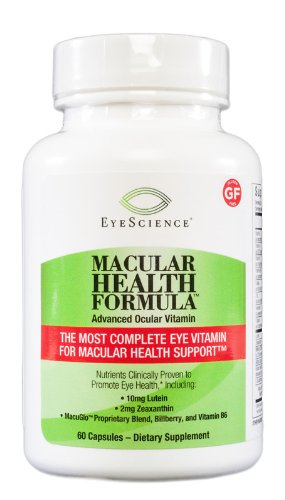 EyeScience Macular Formula Advanced Vitamin product image