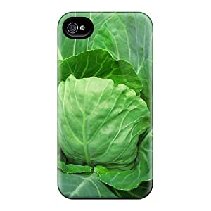 Durable Protector Case Cover With Vegetable Hot Design For Iphone 4/4s