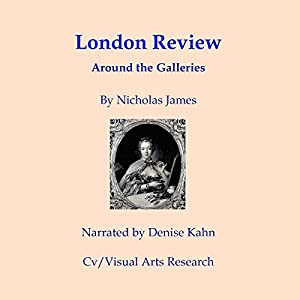 London Review: Around the Galleries Audiobook