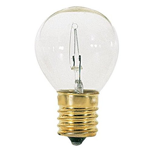 Smart Packs by OCSParts 10S11N-130-10 Ocsparts 10S11N-130 Light Bulb, 10W, 130V  (Pack of (Intermediate Screw E17 Base Miniature)