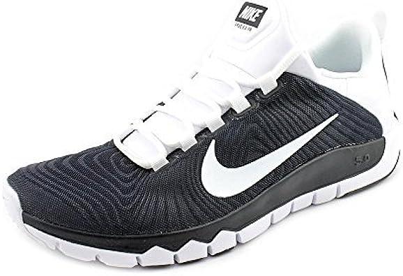 nike free trainer 5.0 cross Nike Free Trainer 5.0 Tb Sz 12.5 Mens Cross Training Shoes Black ...