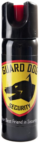 Guard Dog Security 18-Percentage OC Pepper Spray (3 Ounce)