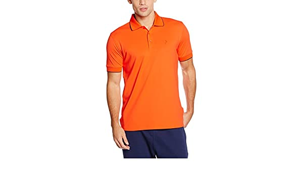 PEAK PERFORMANCE Polo G Tech Pique Naranja XXL: Amazon.es: Ropa y ...
