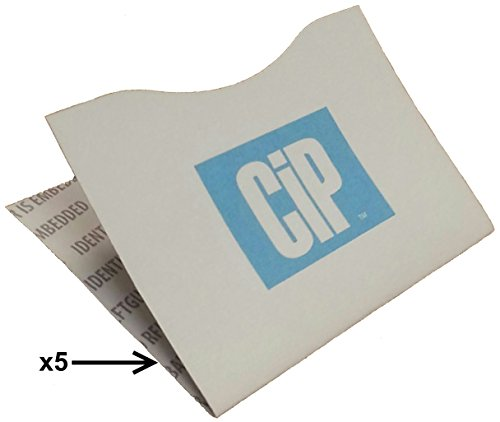 RFID Blocking Credit Card Sleeves product image