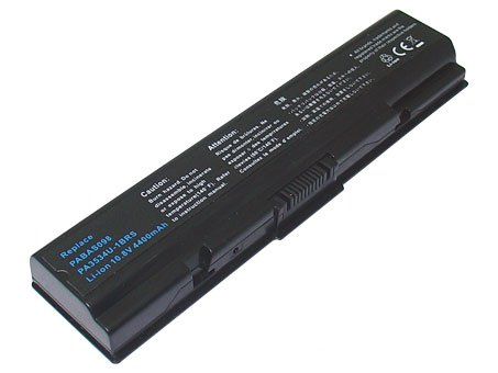 0et00x Laptop Battery ([10.80V,4400mAh,Li-ion],Replacement Laptop Battery for TOSHIBA PA3534U-1BAS, PA3534U-1BRS, PA3535U-1BRS, PA3682U-1BRS, PA3727U-1BRS, PABAS098, PABAS174, PA3533U-1BAS, PA3533U-1BRS,)