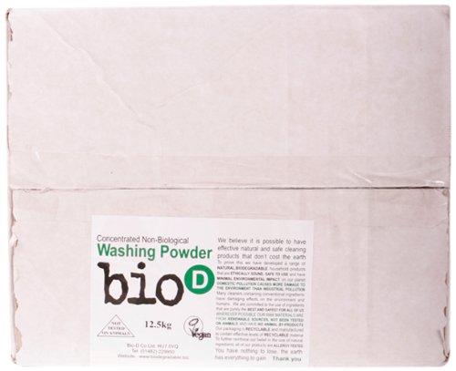 Bio D Concentrated Washing Powder 12.5 Kg by Bio-d B0054QNUJ8