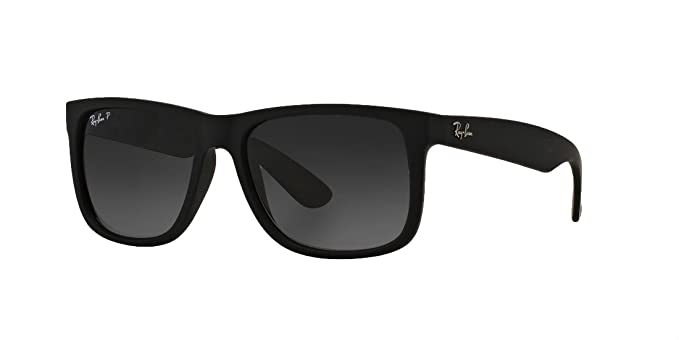 e38e395747 Image Unavailable. Image not available for. Color  Ray-Ban Justin New  Sunglasses (55 mm