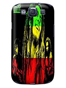 Design Your Cool Bob Marley fashionable TPU Phone Protection Cover case to Make Your Samsung Galaxy s3 Outstanding