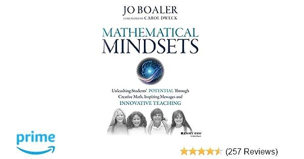 Mathematical Mindsets Unleashing Students