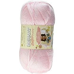 Bernat Softee Baby Yarn, Pink, Single Ball