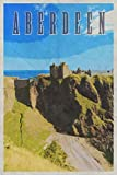 Aberdeen: Granite City Scotland Planner Calendar Organizer Daily Weekly Monthly [Year Below]