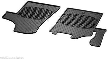 Gummimatten Gummi Fußmatten für Mercedes Viano W639 2003-2014 Original Qualität
