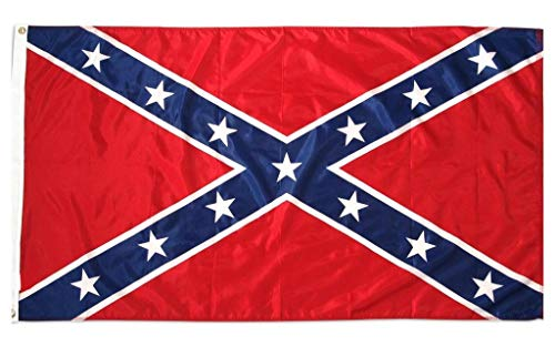 Battle Flag - 3x5 CSA Southern States Rebel Battle Flag