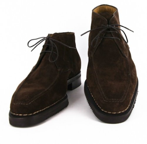 New Sutor Mantellassi Brown Shoes 13/12