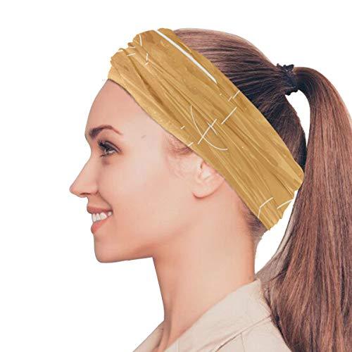 Basketball Court New Outdoor Magic Headband Multifunctional Elastic Seamless Bandana Scarf UV Resistence Sport Headwear