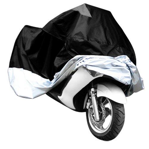 Surepromise Gr. XXXL Motorhoes Motorhoes Motorzeil Motorhoes Outdoor Indoor 190T Waterdicht Winterproof Motorfiets…