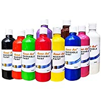 Quality 12×500ml Washable Paint Set