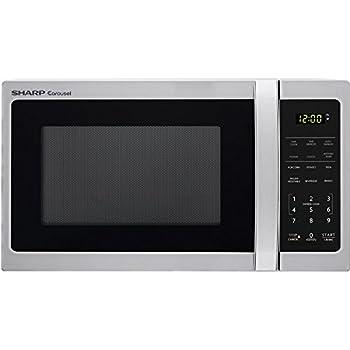 Amazon Com Sharp Microwaves Zsmc0710bw Sharp 700w