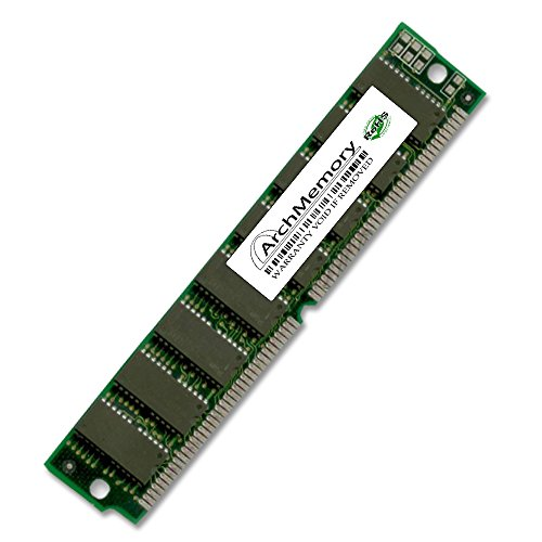 Arch Memory 16MB 72-Pin Non-Parity for HP Printers (C3146A) (Parity Simm Memory Module)