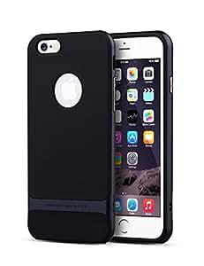 iPhone 6 Case, E-Trends(TM) iPhone 6 (4.7) Bumper Case Scratch Resistant- Retail Packaging (Dark Blue)