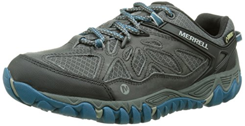 Basses Gore de Multicolore Ventilator Multi Homme Randonnée All Grey Chaussures Tex Out Blaze Merrell HzqAyw4KF