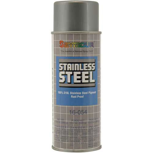 Stainless Steel Top Coat 13 Oz. 6 Cans/Case